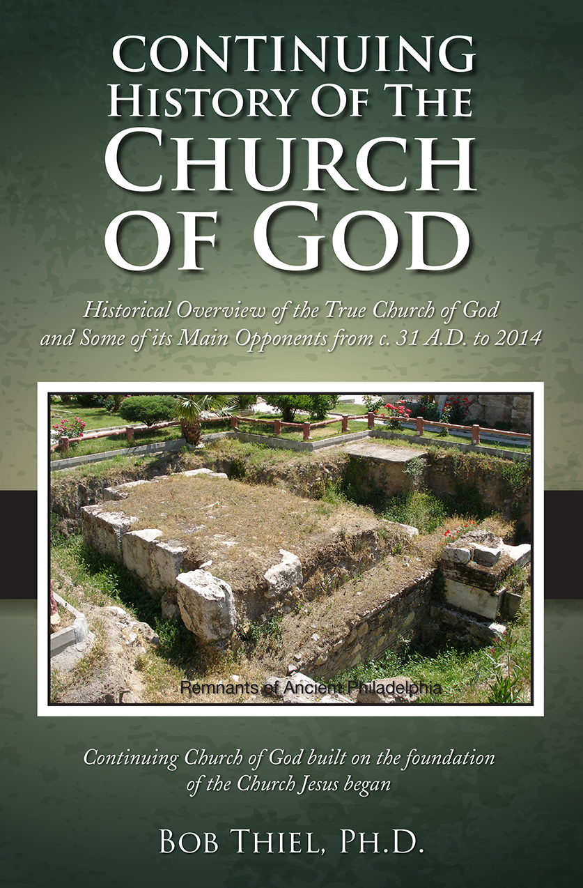 u2018continuing history of the church of god u2019 booklet