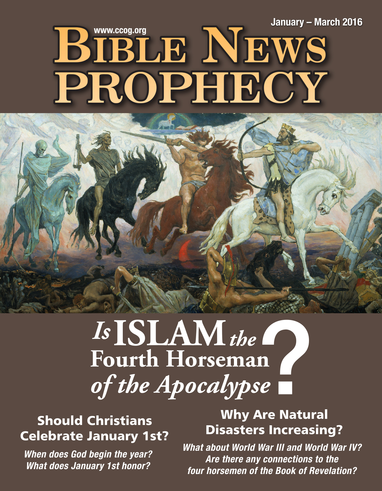 a literary analysis of the mythology of the four horsemen The four horsemen of the apocalypse are each given separate quarters of the earth if we take a look at revelation 6, there are 4 horses we've seen the black horse is not a match, and there is no match for the pale horse.